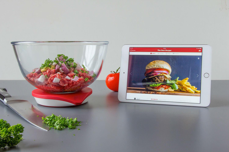 Гаджеты для кухни, умные весы