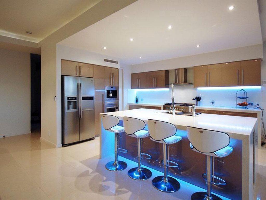 Светодиодные светильники кухня