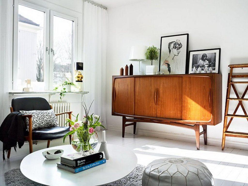 Антитренды интерьера, мебель 50-х