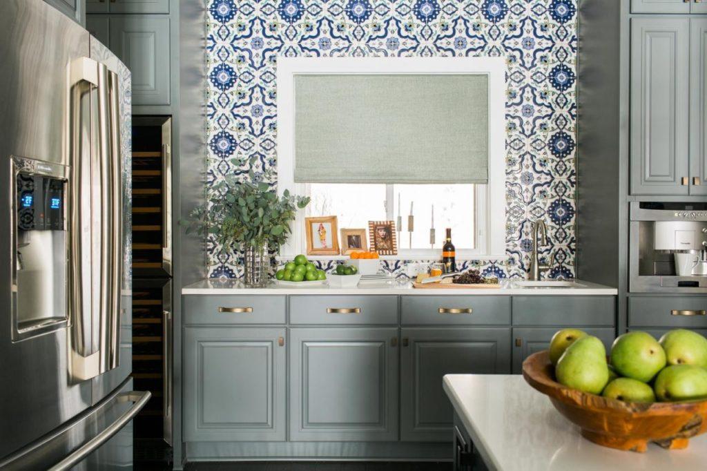 Антитренды интерьера, кухонная плитка